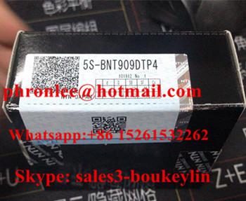 BNT205 Angular Contact Ball Bearing 25x52x15mm