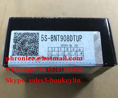 5S-BNT207 Angular Contact Ball Bearing 35x72x17mm