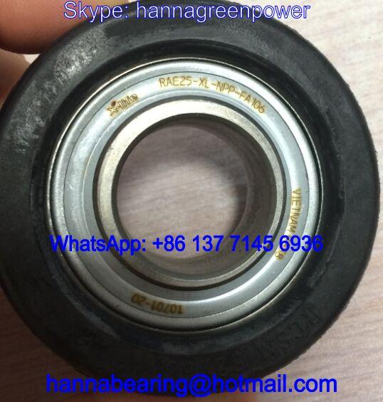RAE25-XL-NPP-B Insert Ball Bearing 25x52x31mm
