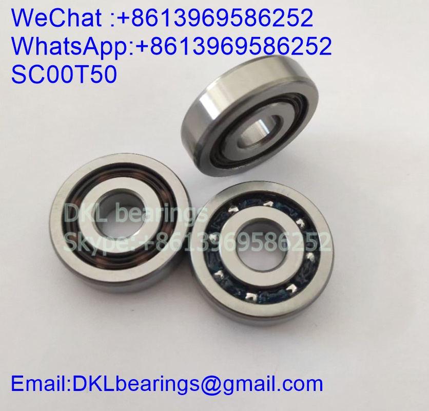SC00T50 Deep Groove Ball Bearing (High speed) size 10x30x8 mm