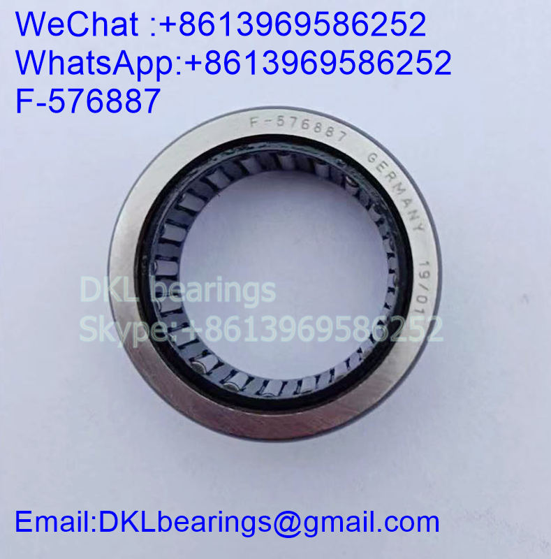 F-576887.RNA Germany Needle Roller Bearing (High quality) size 30*42*17mm