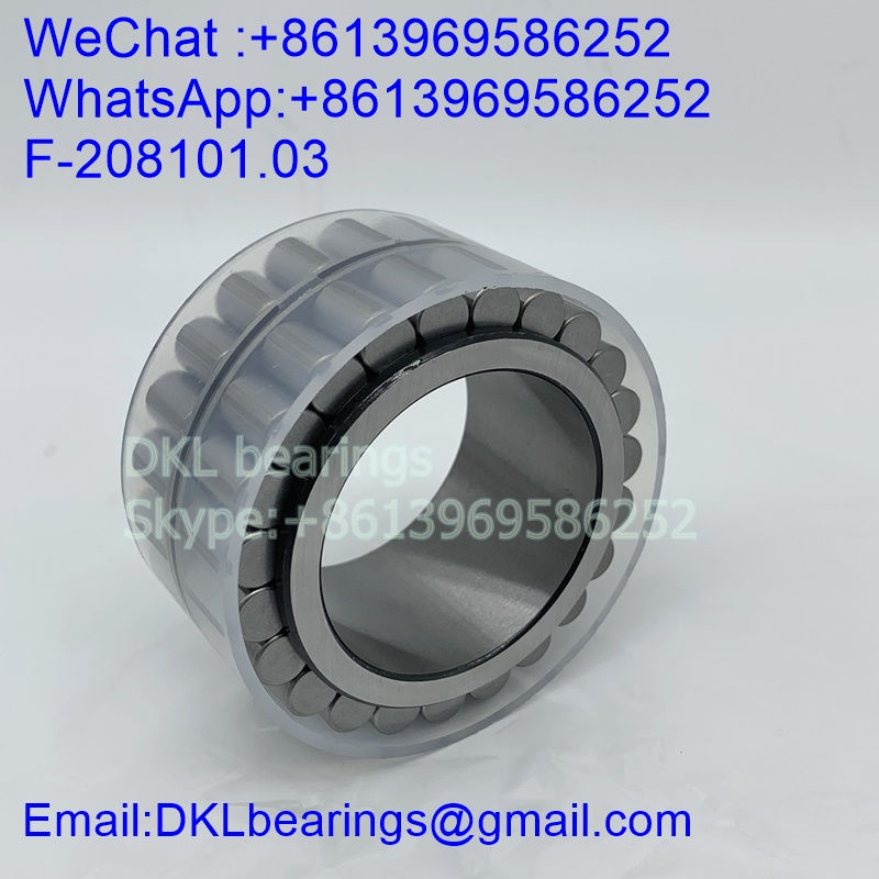 F-208101.03 Germany Cylindrical Roller Bearing (High quality) size 60*83.83*46 mm