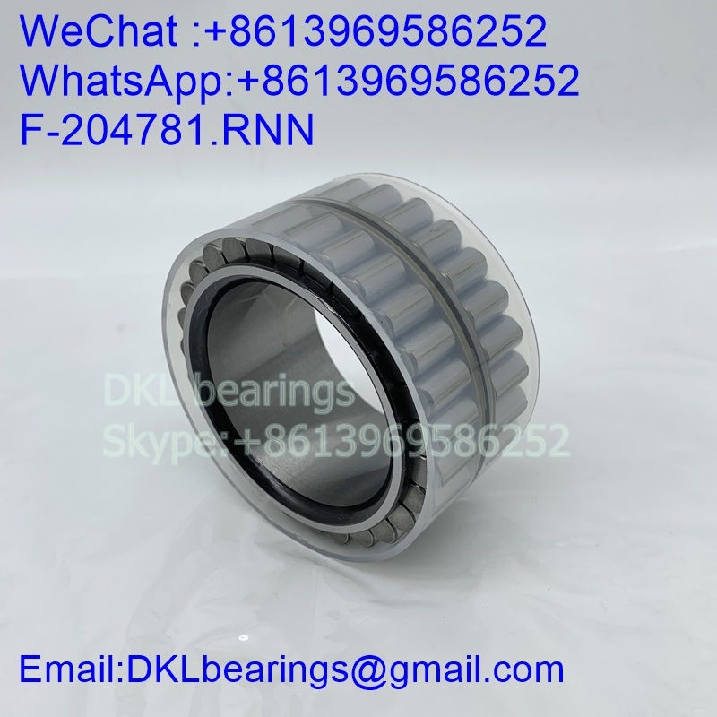 F-204781.RNN Germany Cylindrical Roller Bearing (High quality) size 40*61.74*35.5 mm
