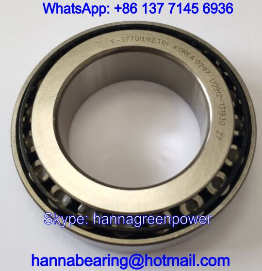 F-577011.01 Single Row Tapered Roller Bearing 45*75*20mm