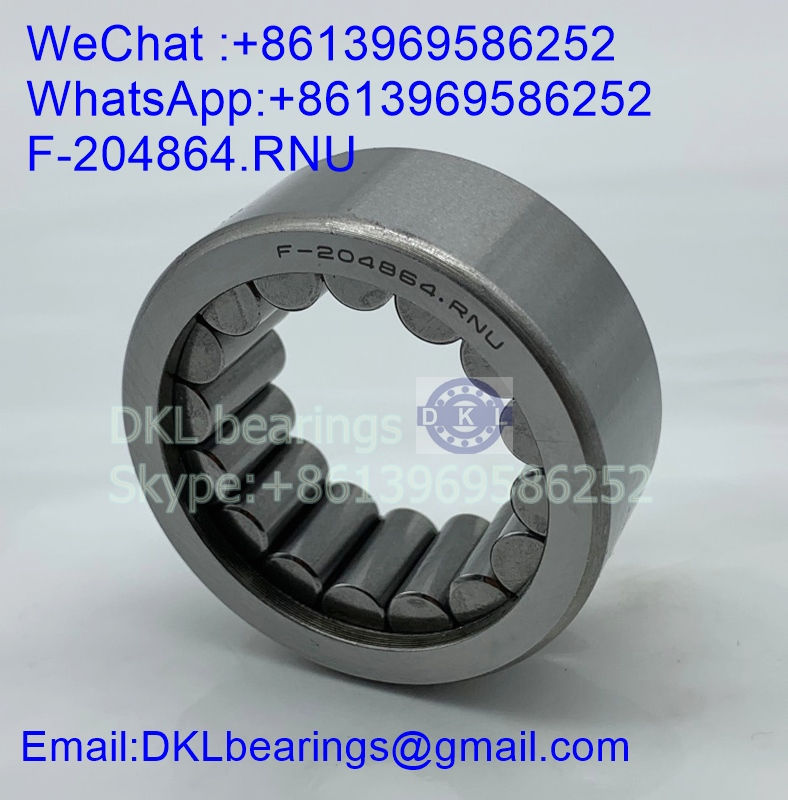 F-204864.RNU Germany Cylindrical Roller Bearing (High quality) size 31.83*52*22 mm