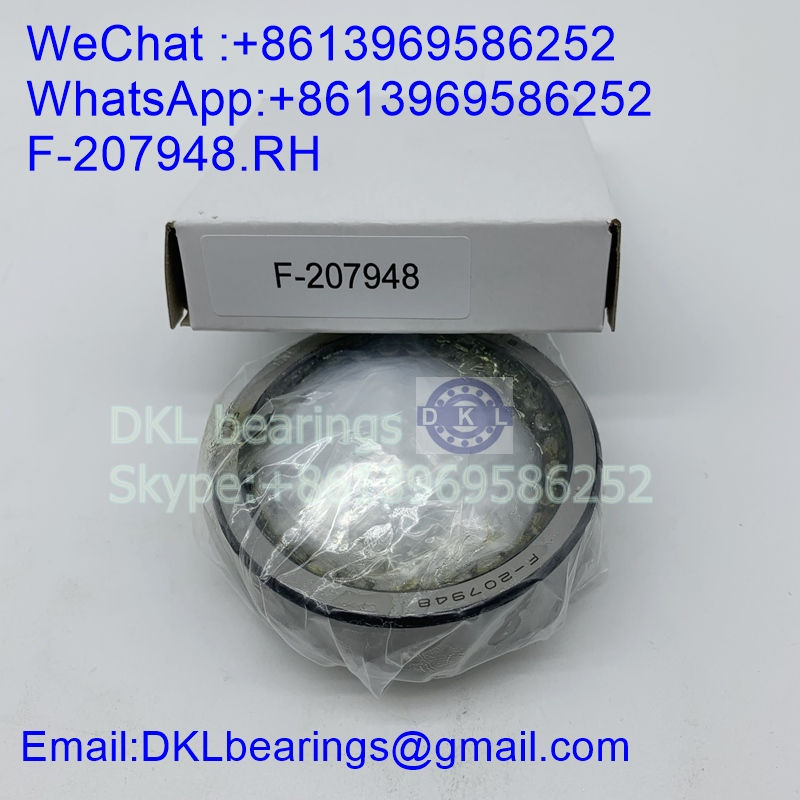 F-207948 Germany Cylindrical Roller Bearing (High quality) size 52*72*20.5 mm