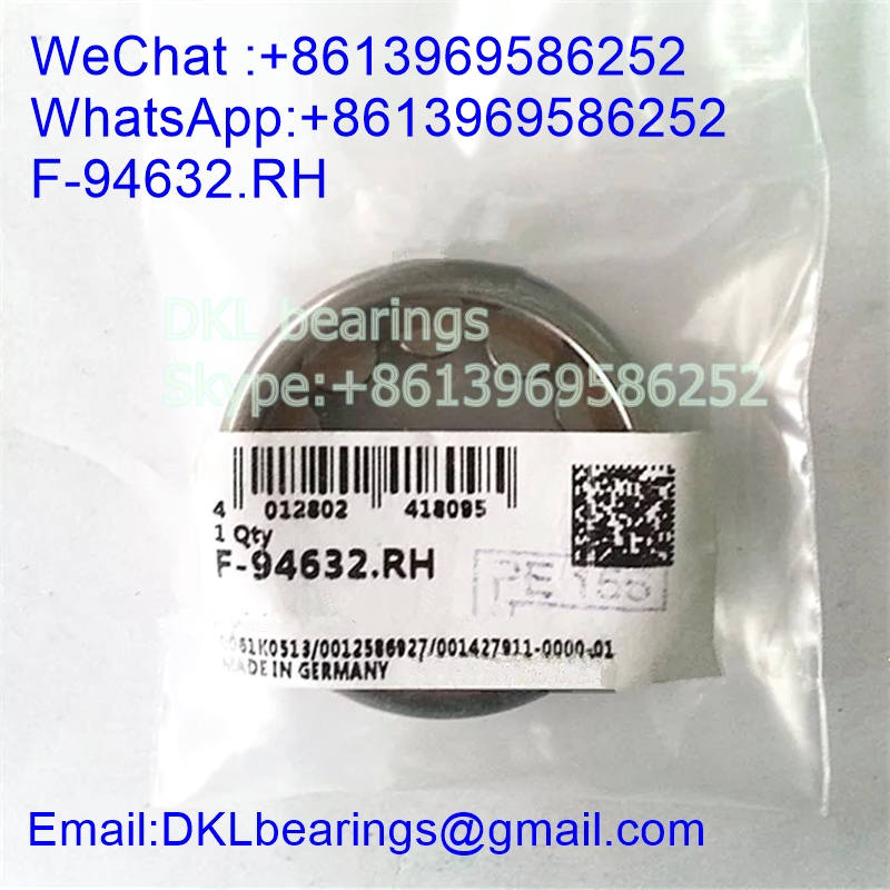F-94632.RH Germany Cylindrical Roller Bearing (High quality) size 23*40*14 mm