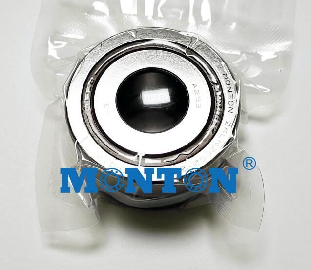 ZKLF50115-2RS-PE 50*115*34mm High precision spindle bearing