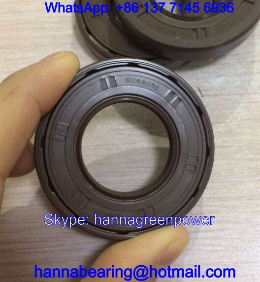 BZ6805E / BZ6805E0 Fluorine Rubber Oil Seal for ROBOT 27.6x52x9mm