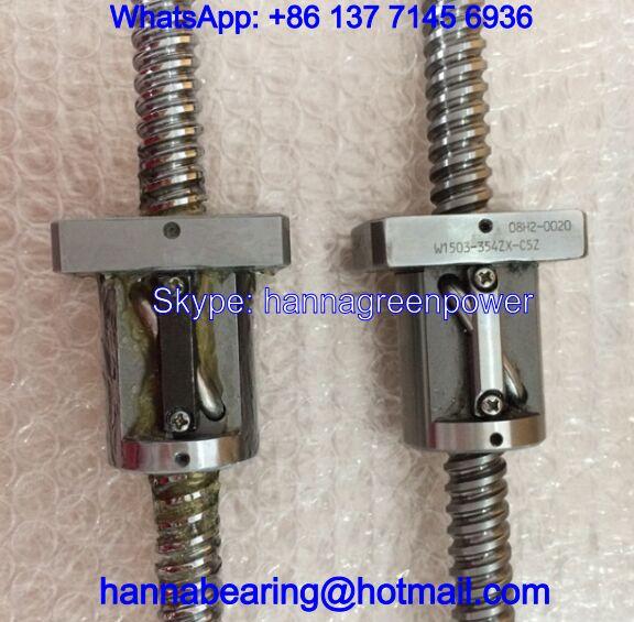 W1503-355ZX-C5Z Precision Ball Screw Units
