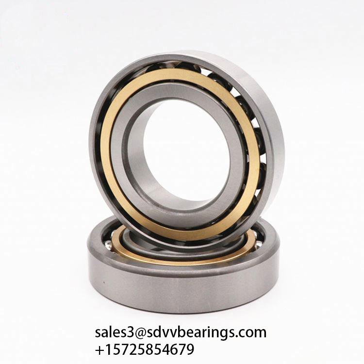 90BER19H Angular-contact Ceramic ball bearing with Single Row 90*125*18mm