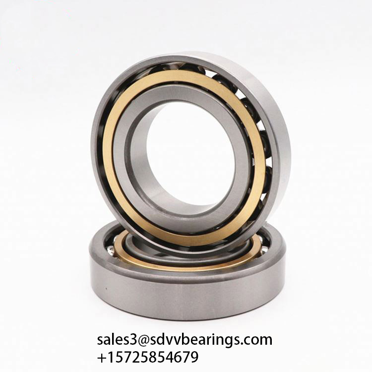 100BER19H High Speed Angular-contact Ceramic ball bearing 100*140*20mm