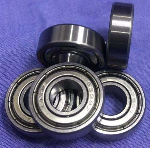 698-ZZ Deep Groove Ball Bearing 8x19x6mm