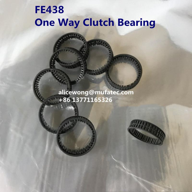 FE438 One Way Clutch Bearings Needle Roller Bearings 30x38x11mm