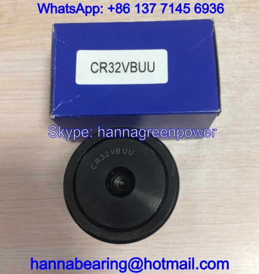 CR12VBUU Cam Follower Bearing / Track Roller Bearing 9.525x19.05x13.494mm