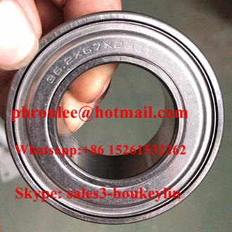 36.2X67X23 Angular Contact Ball Bearing 36.2x67x23mm