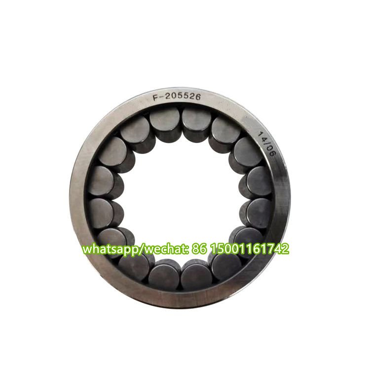F-205526 cylindrical roller bearings 41.31x67x27 mm
