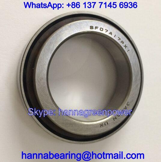 SF07A17PX1 Auto Bearing / Angular Contact Ball Bearings 35x55x14.5mm