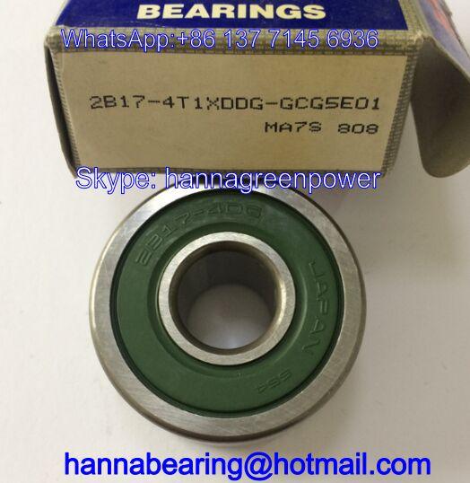 2B17-4DG / 2B17-4DDG Deep Groove Ball Bearing 17*47*24mm
