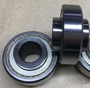 6303-ZZ deep groove ball bearing 17x47x14mm inner ring extended