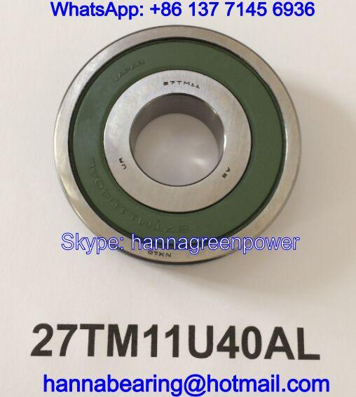 27TM11U40AL Automobile Deep Groove Ball Bearings 27*72*19mm