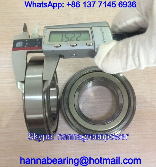 QJ4580ZV / QJ4580ZZV Auto Bearing with Wide Flange 45x84X20mm