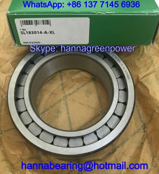 SL183014-A-XL SLOVAKIA Cylindrical Roller Bearings 70x110x30mm