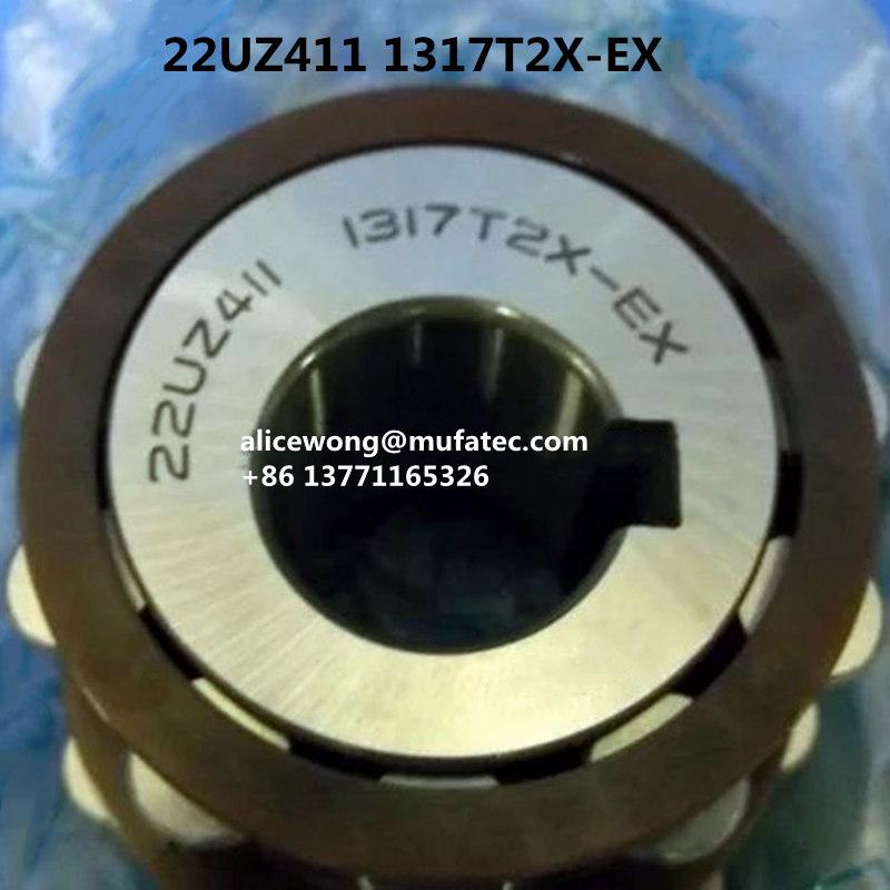 22UZ411 1317T2X-EX Sumitomo Eccentric Roller Bearings 25x58x32mm