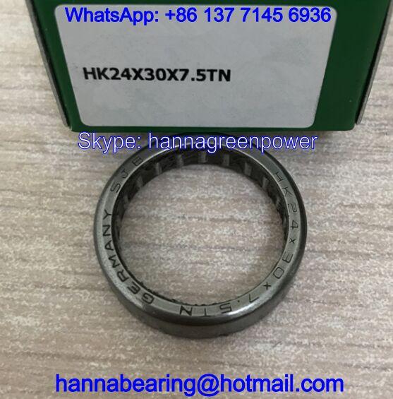 HK24X30X7.5-TV Auto Bearing / Needle Roller Bearings 24*30*7.5mm