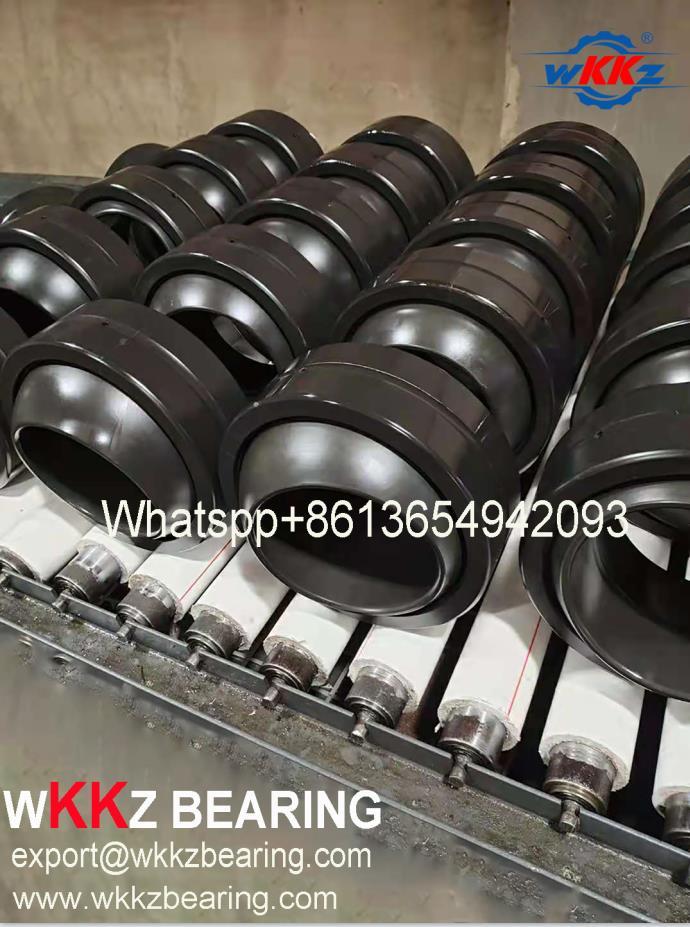 GEC340XS,GEC340XS-2RS Radial Spherical plain bearings 340X460X160mm