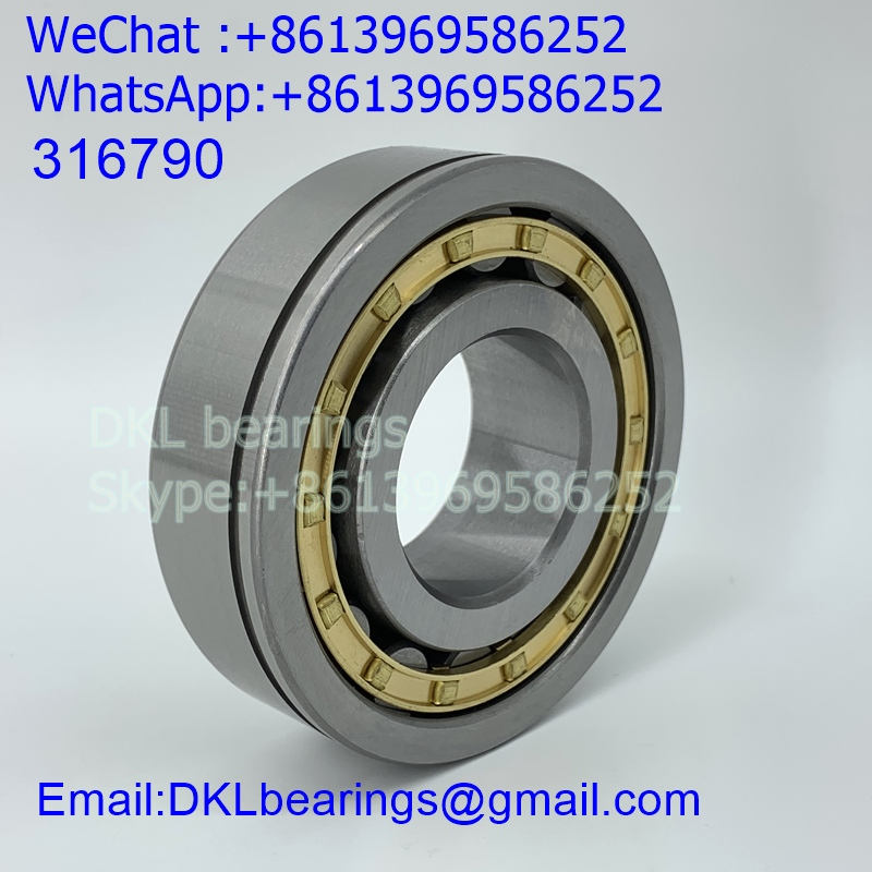 316790 Sweden Cylindrical Roller Bearing (High quality) size 35*80*23 mm