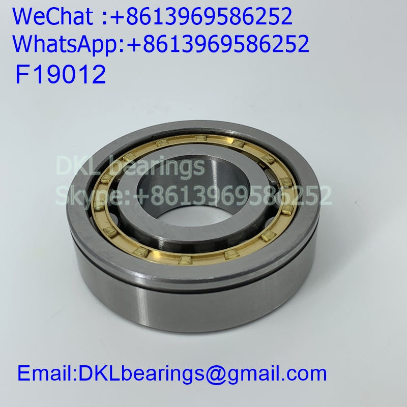 F 19012 Germany Cylindrical Roller Bearing (High quality) size 35*80*23 mm