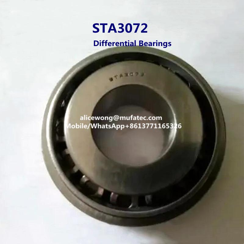 STA3072 Tapered Roller Bearings Auto Wheel Hub Bearings 30x72x24mm