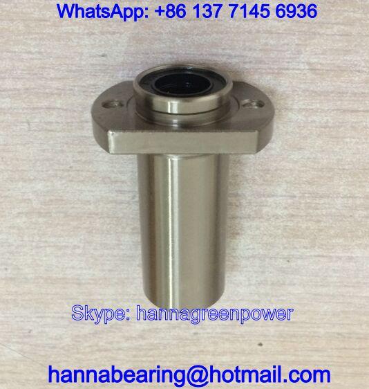 LHICW25 Flange Linear Ball Bearing / Slide Bushing 25x40x112mm