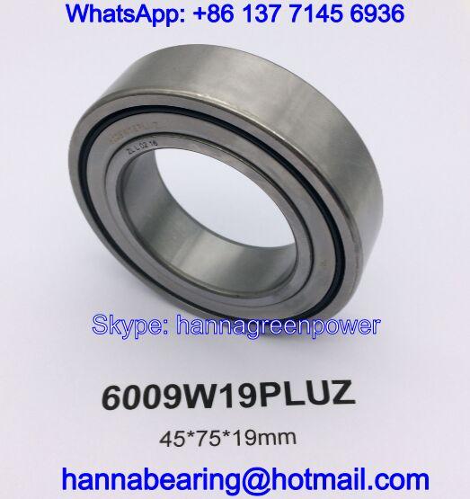 LR6009W19PLUZ Auto Bearing / Deep Groove Ball Bearing 45*75*1mm