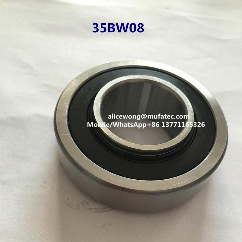 35BW08 Automotive Wheel Hub Bearings Deep Groove Ball Bearings 35*75*25mm