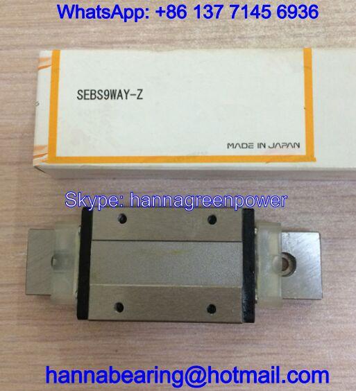 SEBS12WAY-Z / SEBS12WAYZZ Linear Guide Rail Block 40x55x11mm