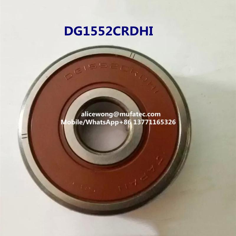 DG1552CRDHI Auto Bearings Sealed Deep Groove Ball Bearings 15*52*16mm