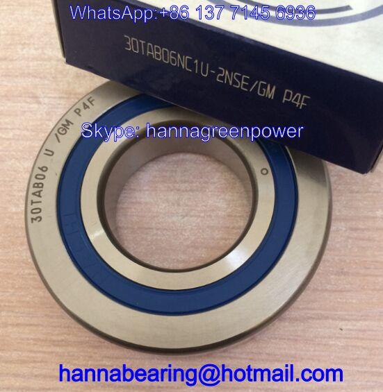30TAB06NC1U-2NSE/GMP4F Precision Spindle Bearings 30x62x15mm
