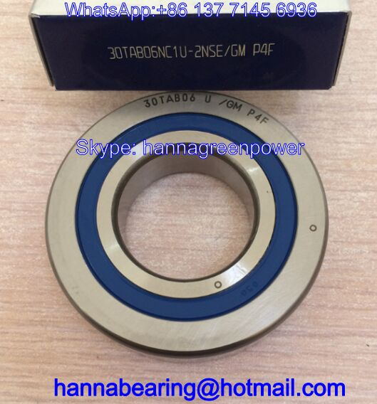 45TAB10NC1U-2NSE/GMP4F Precision Spindle Bearing 45x100x20mm