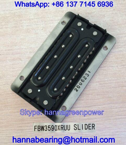 FBW50110 / FBW50110XR Linear Ball Slider 85x126x10mm