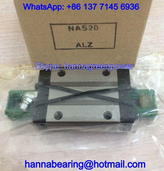 NAS15CLZ / NAS15CL Linear Guide Carriage 19.4x34x40.4mm