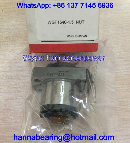 WGF1015-3 Positioning Ball Screw Nut 10x40x33mm