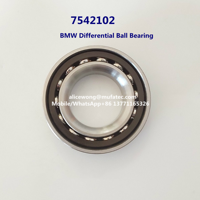 7542102 BMW auto differential ball bearings 41*78*17.7mm
