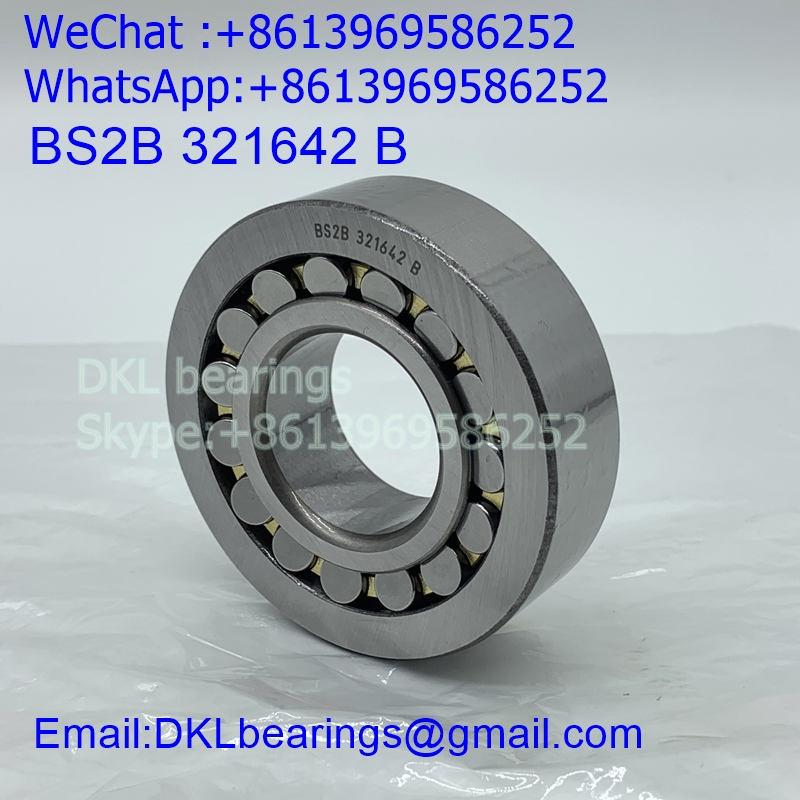 BS2B321642B Sweden Spherical Roller Bearings (High quality) size 30*68*20 mm
