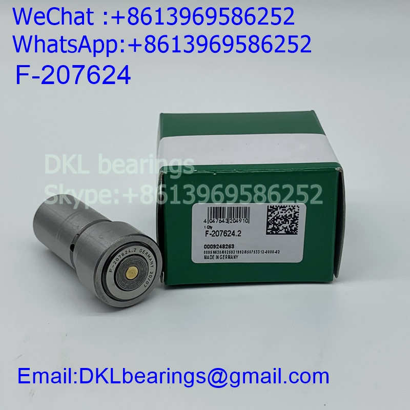 F-207624.2 Germany Cam Follower bearing (High quality) size 24*35*57.5 mm