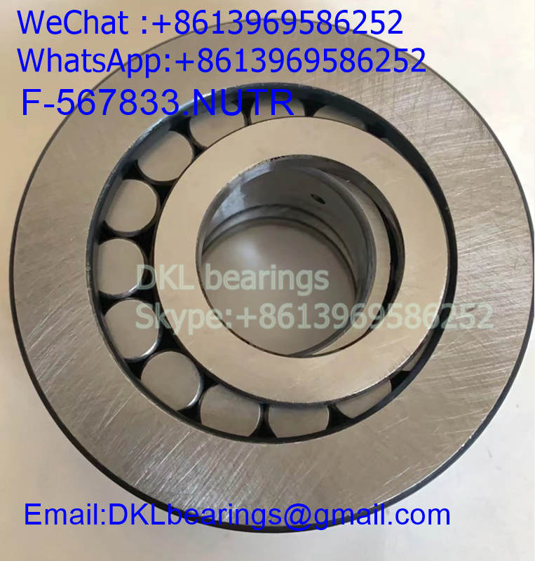 F-567833.NUTR Germany Textile Machinery Bearing