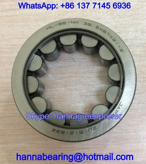 91102-P0Z-0032 Auto Bearing / Needle Roller Bearing 38.5x67x21mm