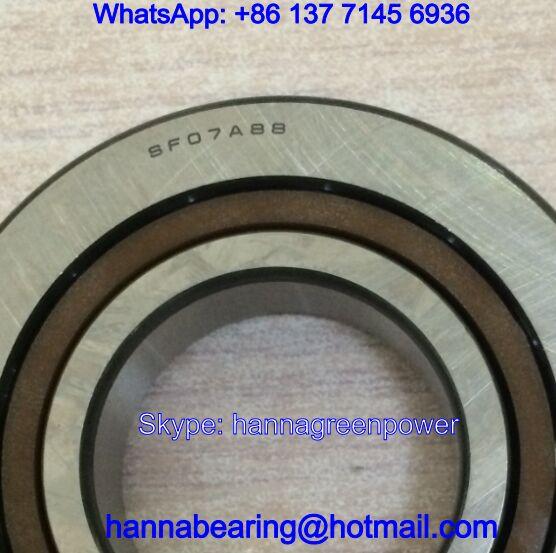 91127-RFT-0030 Auto Gearbox Bearing / Deep Groove Ball Bearing 35x72x17mm