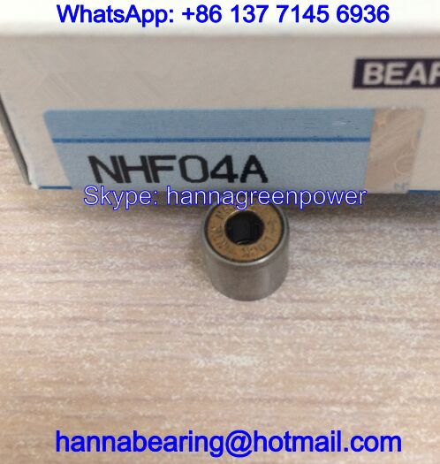 NHF04A / NHF04 One Way Needle Roller Bearing 4x10x9mm